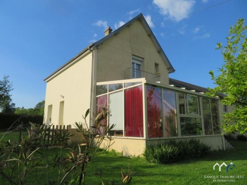 Vente Maison 8 pièces Anctoville - photo