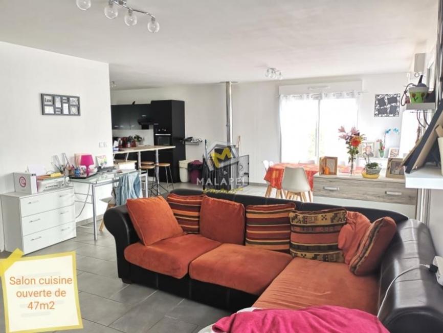 Vente Maison 4 pièces 90m² Caen - photo
