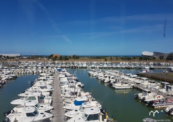 Renting Apartment 2 rooms 28m² Courseulles-sur-Mer (14470) - photo