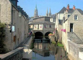 Vente Immeuble Bayeux (14400) - photo