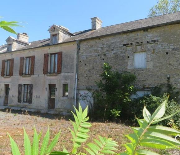 Sale House 4 rooms 90m² Anctoville - photo