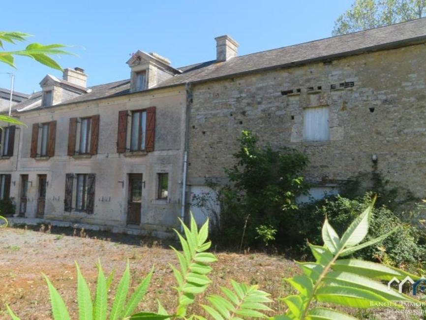 Vente Maison 4 pièces 90m² Anctoville - photo