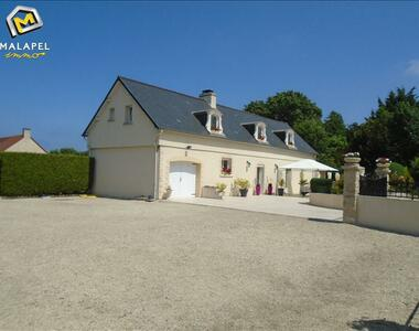 Sale House 5 rooms 137m² Port-en-Bessin-Huppain (14520) - photo