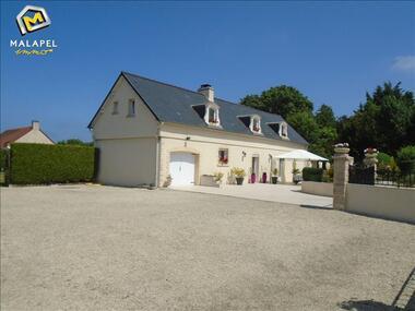 Vente Maison 5 pièces 137m² Port-en-Bessin-Huppain (14520) - photo