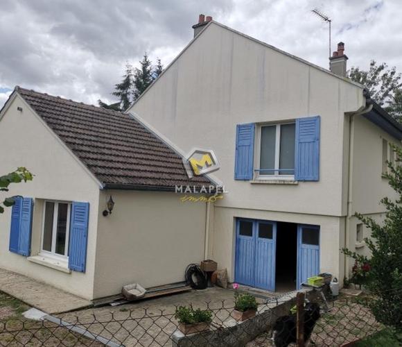 Vente Maison 5 pièces 90m² Caen - photo