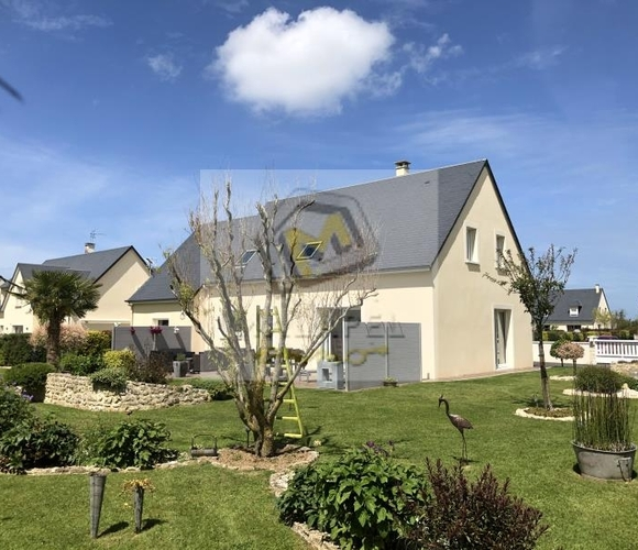 Vente Maison 5 pièces 120m² Bayeux - photo