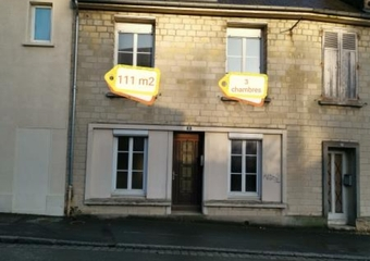 Sale House 5 rooms 111m² Caumont-l evente - photo
