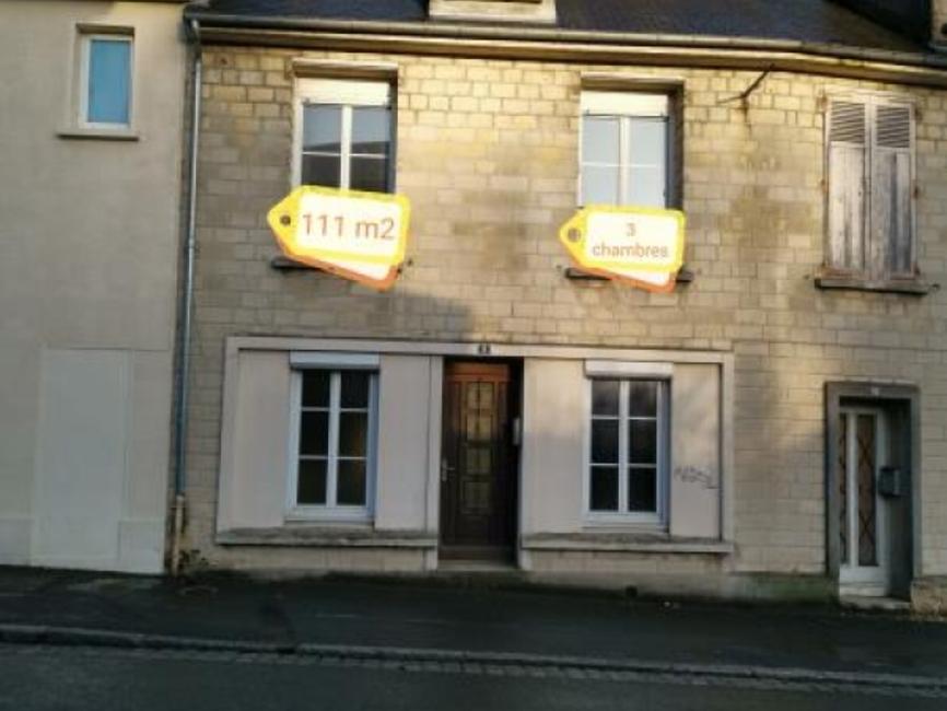 Sale House 5 rooms 111m² Caumont-l evente - photo