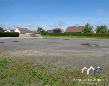 Vente Terrain 973m² Bayeux (14400) - photo