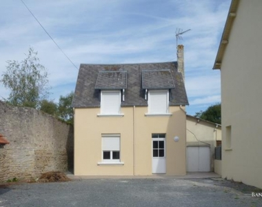 Renting House 3 rooms 58m² Sainte-Honorine-des-Pertes (14520) - photo
