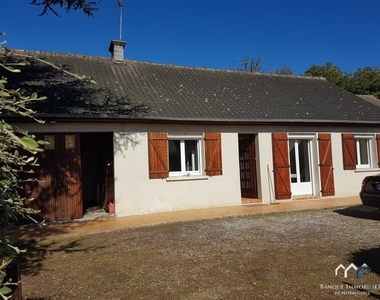 Renting House 4 rooms 130m² Saint-Vigor-le-Grand (14400) - photo