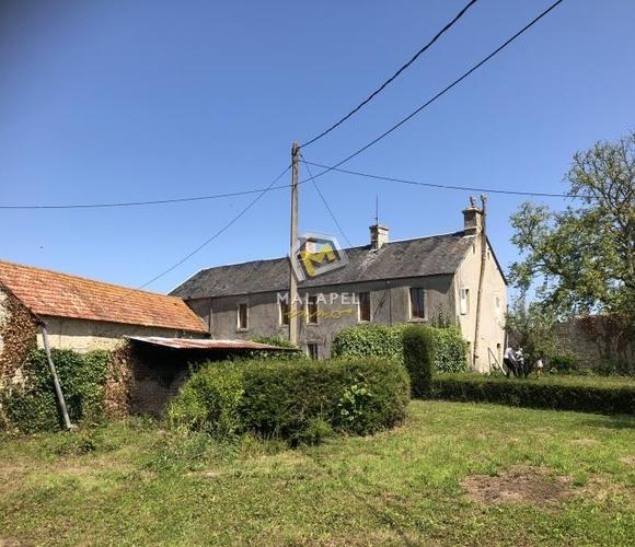 Vente Maison 5 pièces 115m² Carcagny - photo