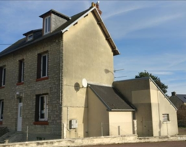 Sale House 6 rooms 136m² Port-en-Bessin-Huppain (14520) - photo