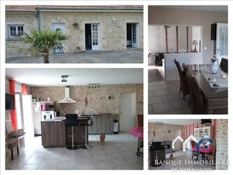 Vente Maison 7 pièces 153m² Tilly-sur-Seulles (14250) - Photo 1