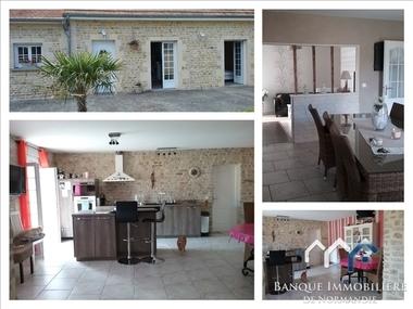 Vente Maison 7 pièces 153m² Tilly-sur-Seulles (14250) - photo