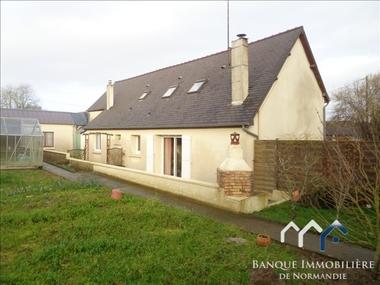 Vente Maison 5 pièces 140m² Bayeux (14400) - photo