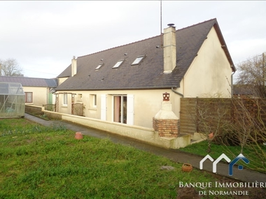 Sale House 5 rooms 140m² Bayeux (14400) - photo