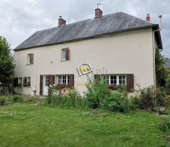 Vente Maison 4 pièces 120m² Tilly sur seulles - photo