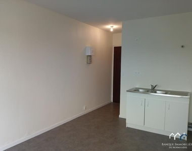 Sale Apartment 1 room 20m² Courseulles-sur-Mer (14470) - photo