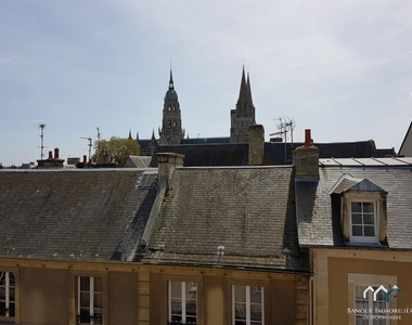 Renting Apartment 3 rooms 48m² Bayeux (14400) - photo
