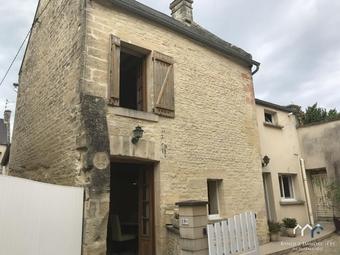 Vente Maison 3 pièces 70m² Creully (14480) - Photo 1