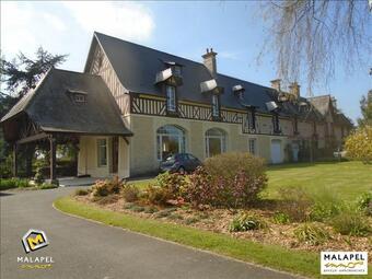 Sale House 9 rooms 268m² Port-en-Bessin-Huppain (14520) - photo