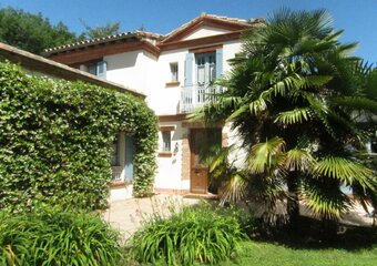 Renting House 4 rooms 185m² Brax (31490) - photo