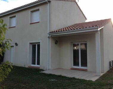 Renting House 4 rooms 97m² Tournefeuille (31170) - photo