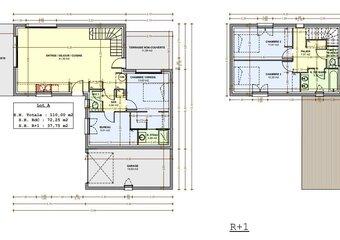Vente Maison 5 pièces 110m² Léguevin - Photo 1