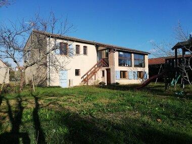 Vente Maison 5 pièces 120m² La Salvetat-Saint-Gilles (31880) - photo