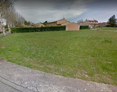 Vente Terrain 630m² Villenouvelle - photo
