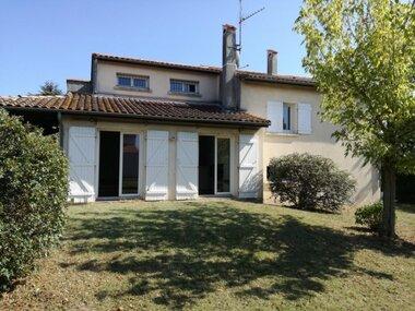 Location Maison 4 pièces 140m² La Salvetat-Saint-Gilles (31880) - photo