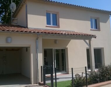 Renting House 5 rooms 144m² Plaisance-du-Touch (31830) - photo