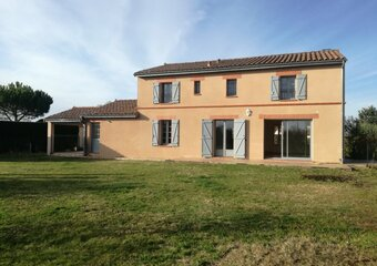 Renting House 4 rooms 164m² Brax (31490) - Photo 1
