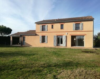 Renting House 4 rooms 164m² Brax (31490) - photo