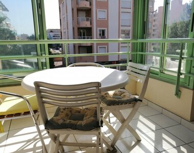 Sale Apartment 1 room 24m² Fréjus (83600) - photo