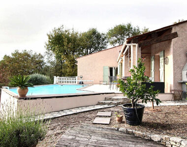 Vente Maison 7 pièces 145m² Draguignan (83300) - photo