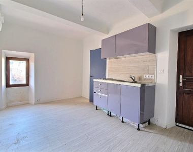 Vente Appartement 2 pièces 24m² Trans-en-Provence (83720) - photo