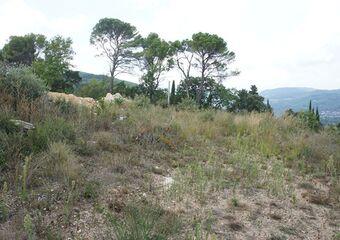 Vente Terrain 1 500m² Draguignan (83300) - photo