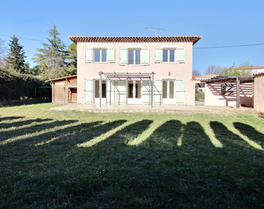 Vente Maison 6 pièces 131m² DRAGUIGNAN - photo