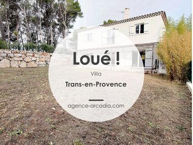 Location Maison 6 pièces 130m² Trans-en-Provence (83720) - photo