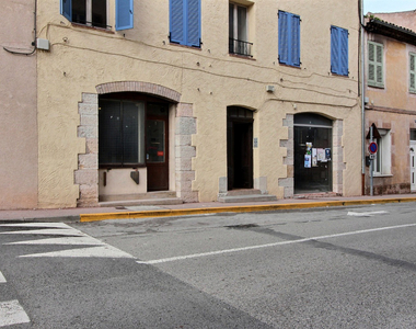 Vente Fonds de commerce 43m² Trans-en-Provence (83720) - photo