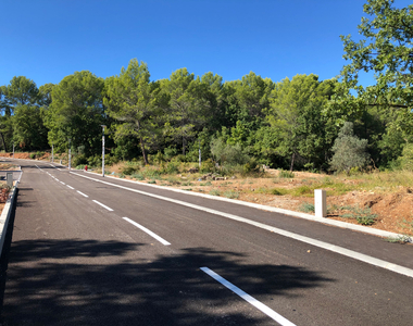 Vente Terrain 700m² DRAGUIGNAN - photo