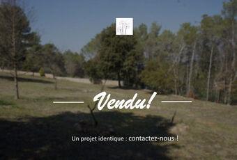 Vente Terrain 1 701m² Trans-en-Provence (83720) - photo