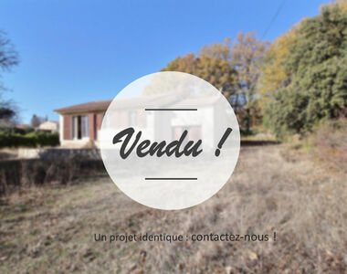 Vente Maison 3 pièces 75m² Draguignan (83300) - photo