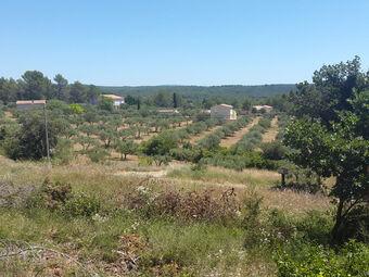 Vente Terrain 720m² Trans-en-Provence (83720) - Photo 1