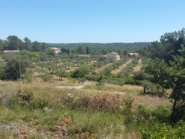 Vente Terrain 720m² Trans-en-Provence (83720) - photo