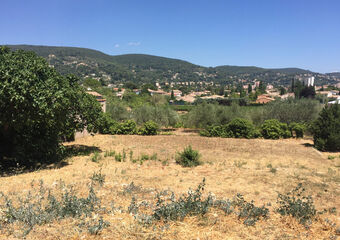 Vente Terrain 528m² Draguignan (83300) - photo