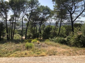 Vente Terrain 1 200m² Draguignan (83300) - photo