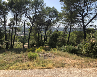 Vente Terrain 1 200m² Draguignan (83300) - photo